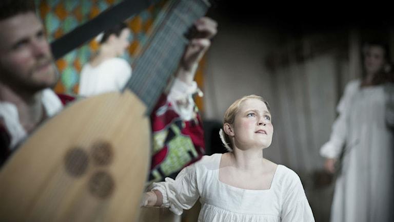 Operabyrån i Kurtisanen och kärleken. Foto: Markus Gårder.