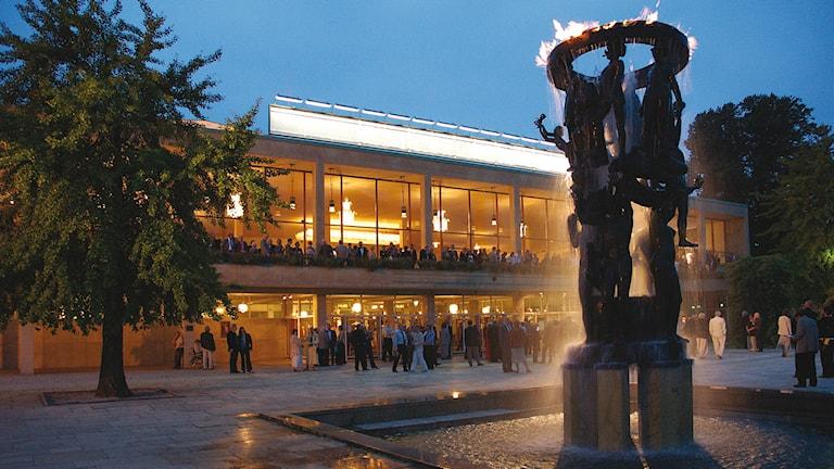 Malmö Opera.