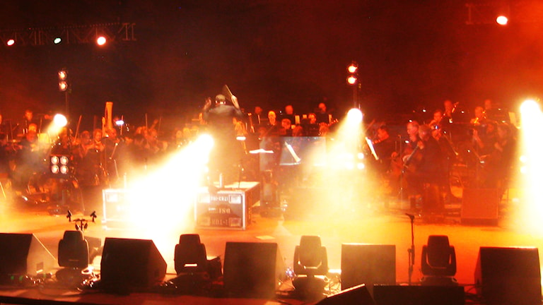 Symfoniorkester.