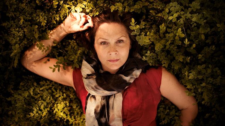 Anna Larsson operasångerska.