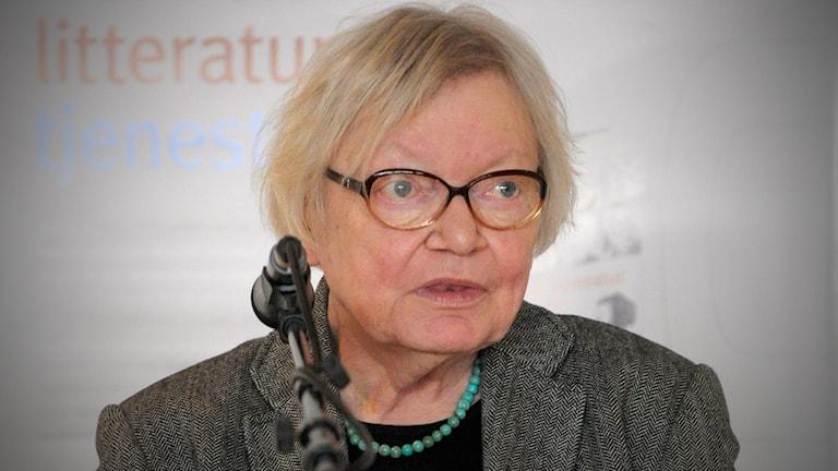 Inger Christensen.