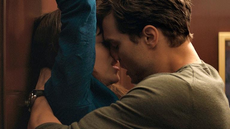 Bild från filmen Fifty Shades of Grey.