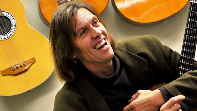 Gitarrlärare Mark Zitter.