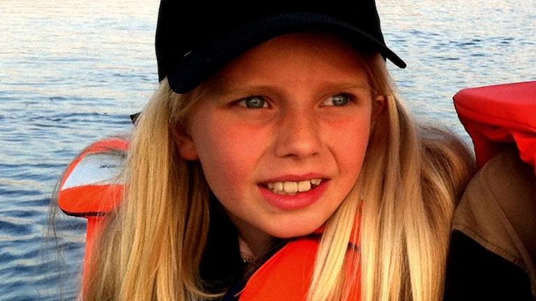 Klara Holm.
