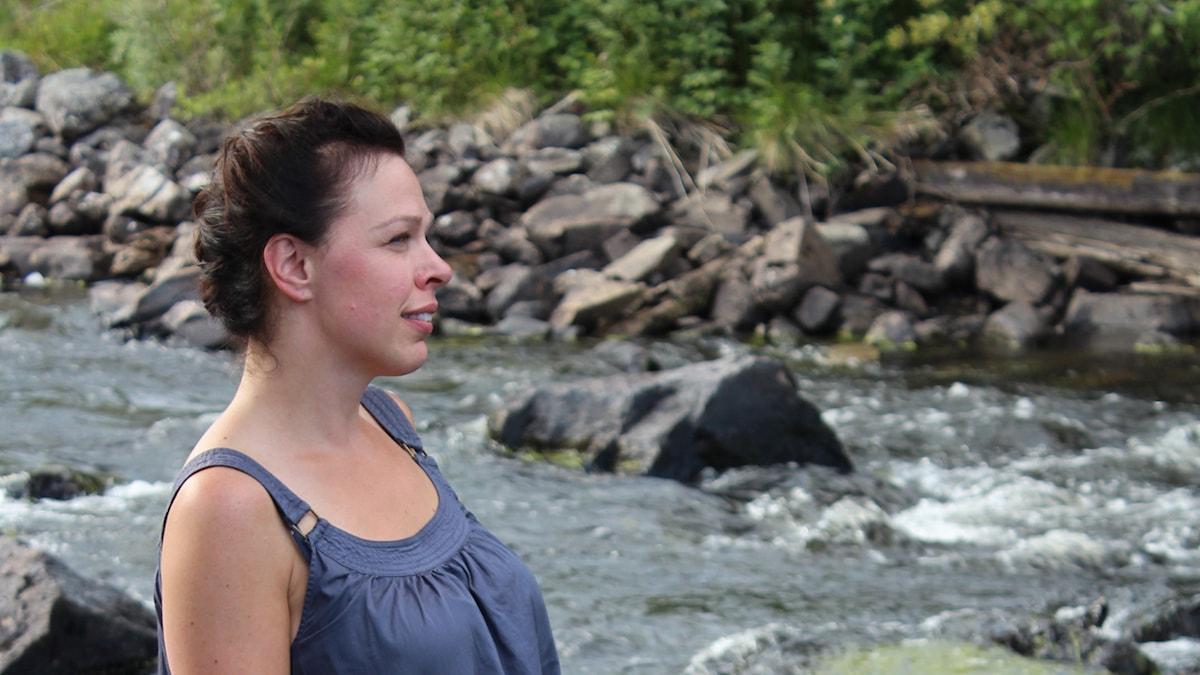 Jenny Michanek (Foto: Kjell Thuvall/Privat)