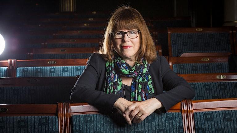 Kerstin Berggren (Foto: Micke Grönberg/Sveriges Radio)