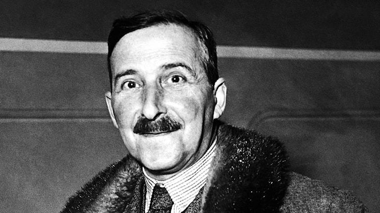 Stefan Zweig (1881 - 1942) (Foto: TT)