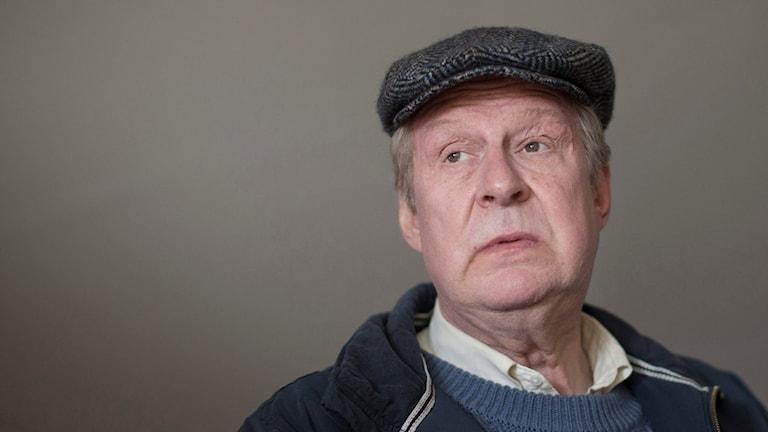 """Rolf Lassgård spelar rollen som Ove i filmen """"En man som heter Ove"""". (Foto: Björn Larsson Rosvall/TT)"""