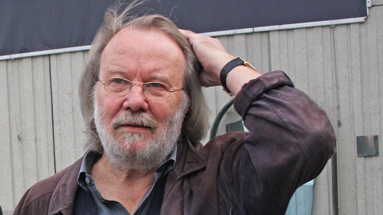 Benny Andersson (Foto: Benjamin Thorén/Sveriges Radio)