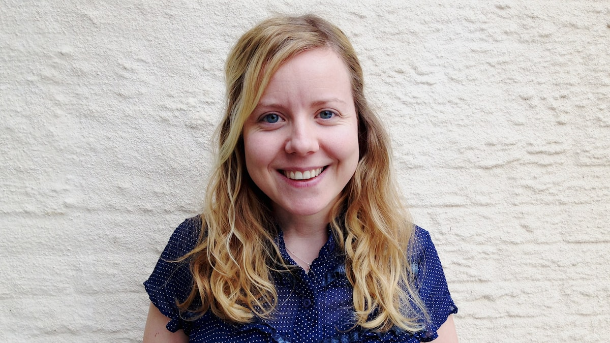 Susanna Németh (Foto: Martin Ekeholm/Sveriges Radio)