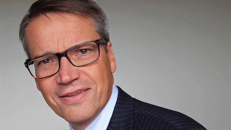 Göran Hägglund (Foto: Lars-Gunnar Olsson/Sveriges Radio)