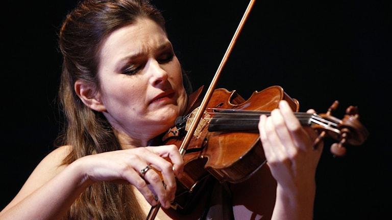 Janine Jansen (Foto: Bas Czerwinski/TT)