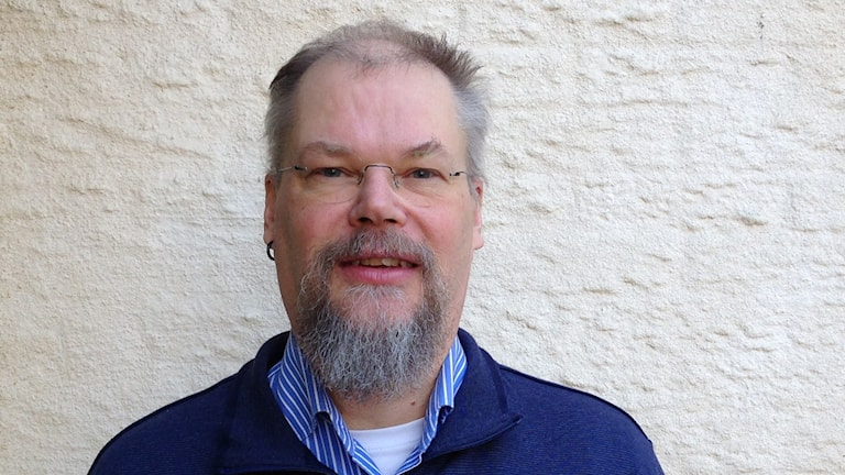 Musikredaktör Sam Jakobsson P2.