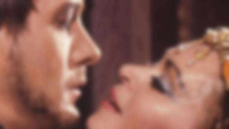 Utsnitt ur bild med operasångarna Elisabeth Söderström och Jonny Blanc