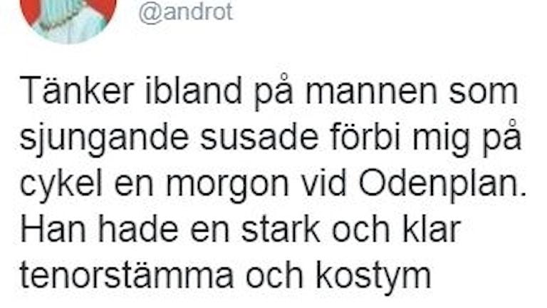 Androt Tweet_Skärmklipp