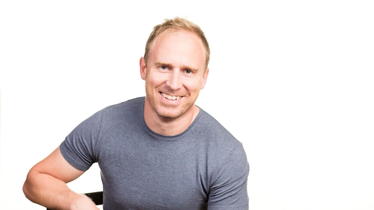 Martin Ekeholm, programledare och publikredaktör för Klassisk morgon i P2, Sveriges Radio