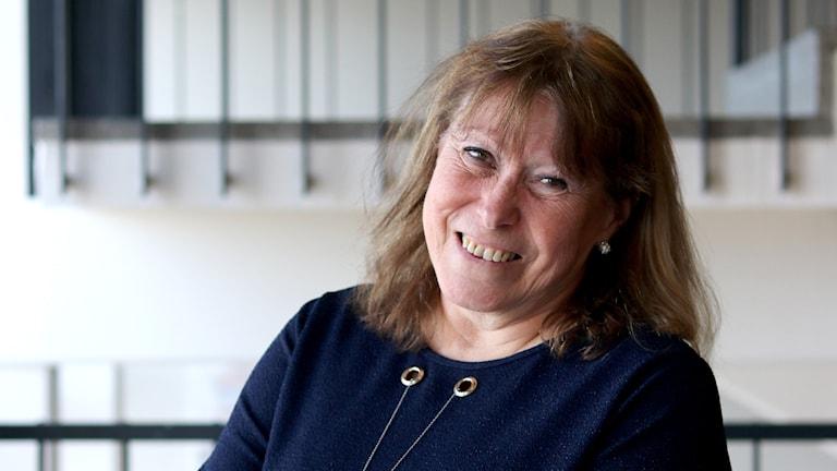 Birgitta Forsberg, programledare