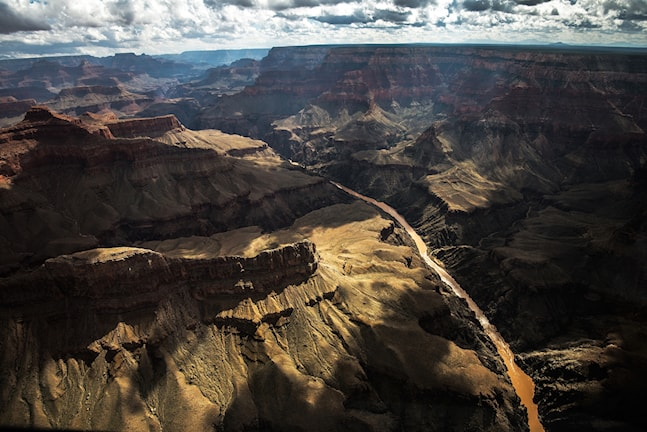 Grand Canyon - Colorado River Foto rosskevin756 Flickr