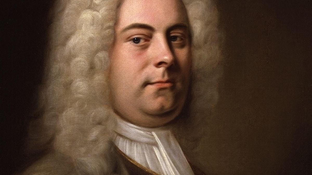 George Friedrich Händel
