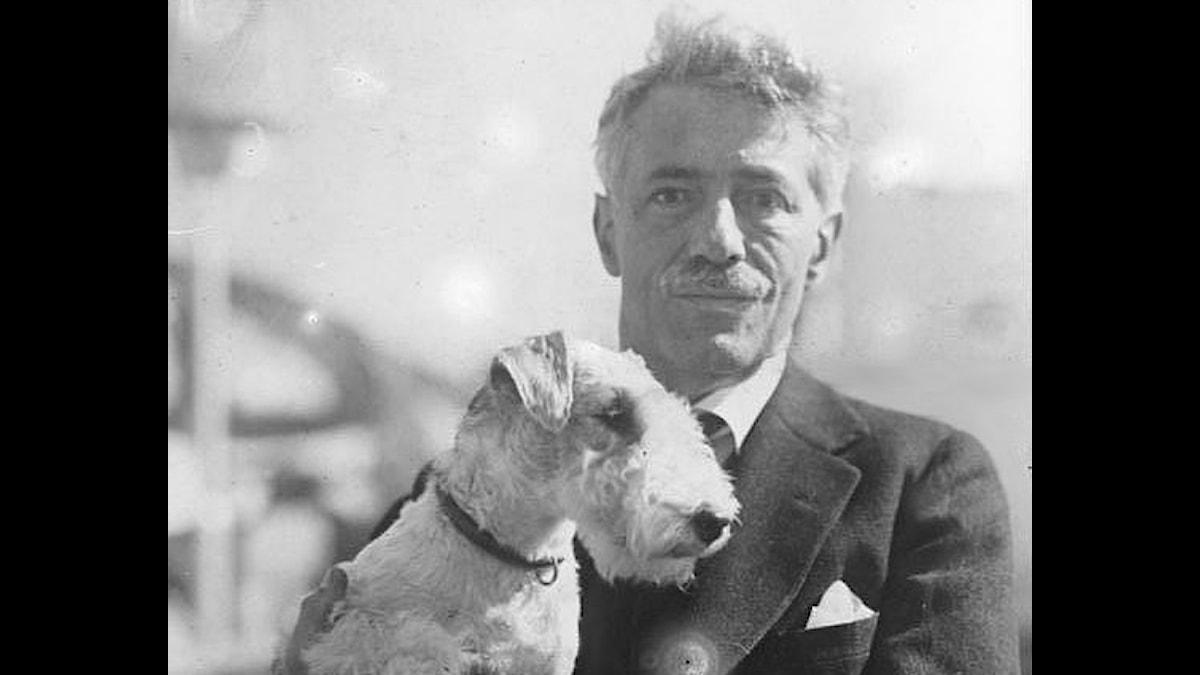 Fritz Kreisler tyckte om hundar också!