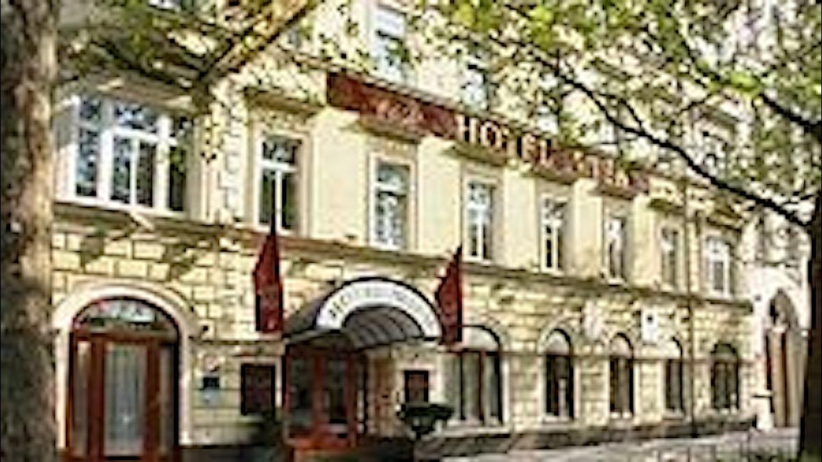 Max Steiners födelsehus i Wien