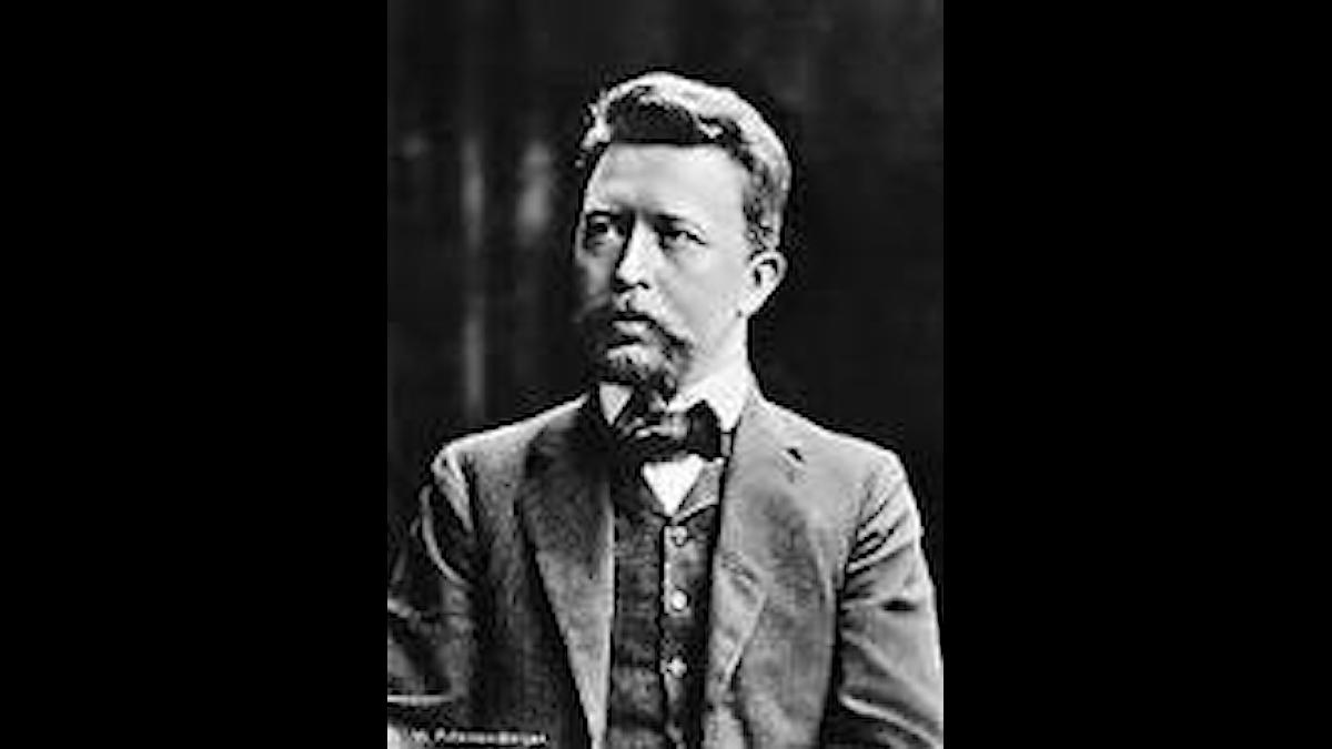 Wilhelm Peterson-Berger var inte jättebra på symfonier