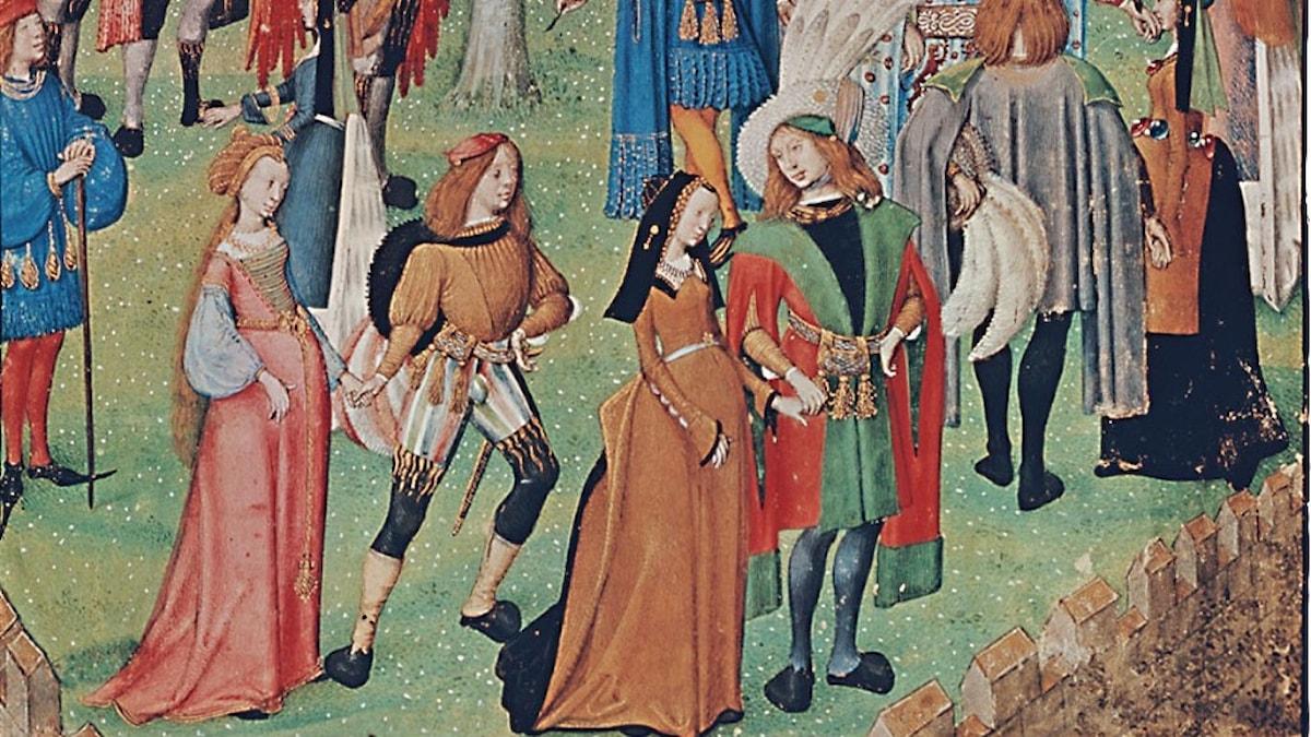 Pavane-dans under renässansen
