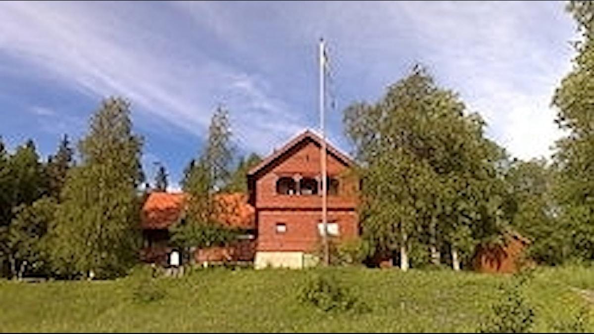Sommarhagen, P-B:s älskade hus