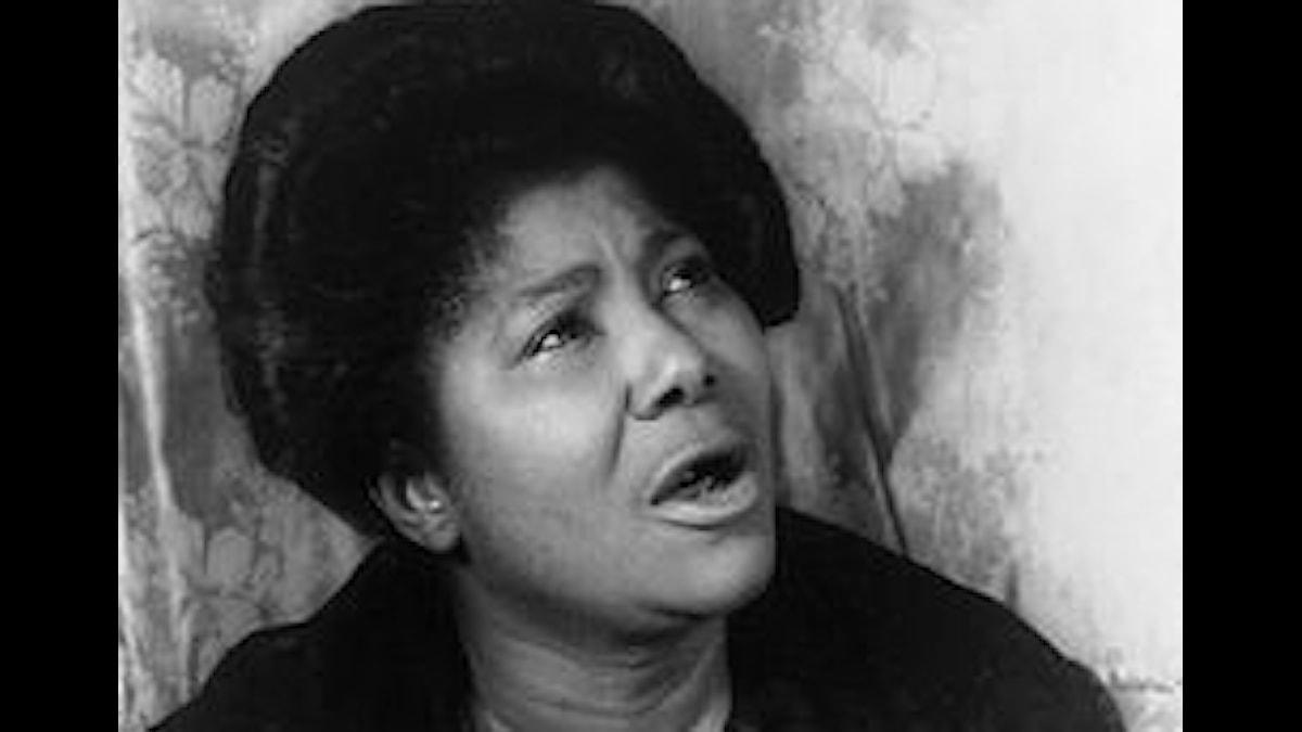 Mahalia Jackson 1962