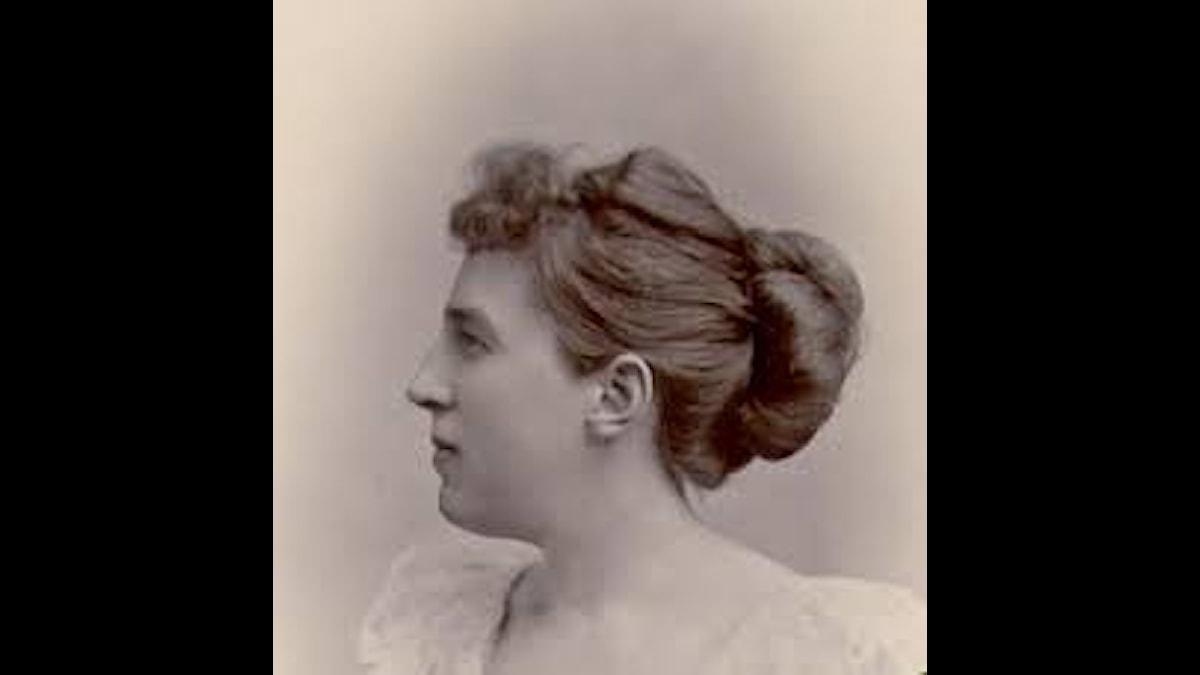 Agnes Tschetschulin, finsk violinist och kompositör