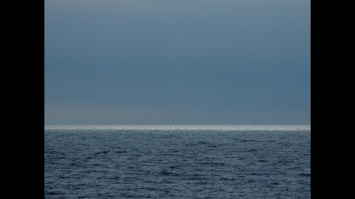 Vänern, himmel och hav