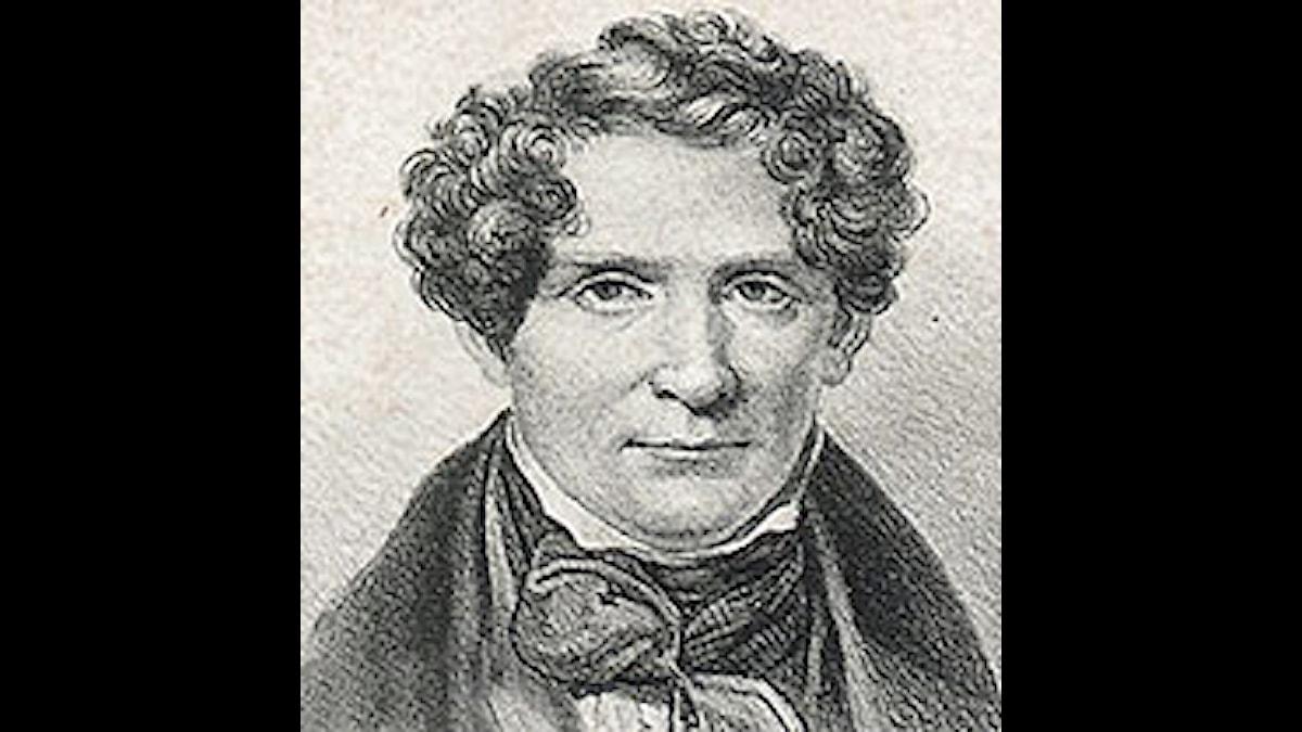 Adolf Fredrik Lindblad, en man med tur