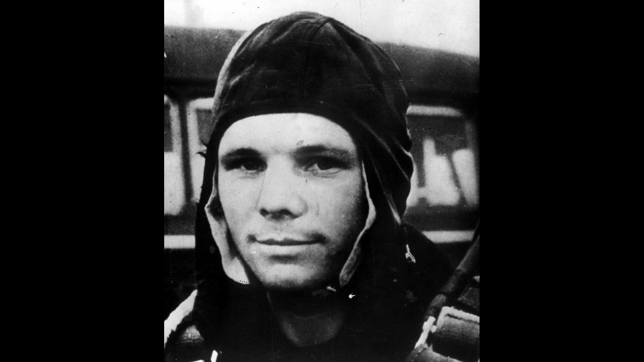 Till skillnad från Luke Skywalker har denne man, Jurij Gagarin, varit i rymden. Han var dessutom först.