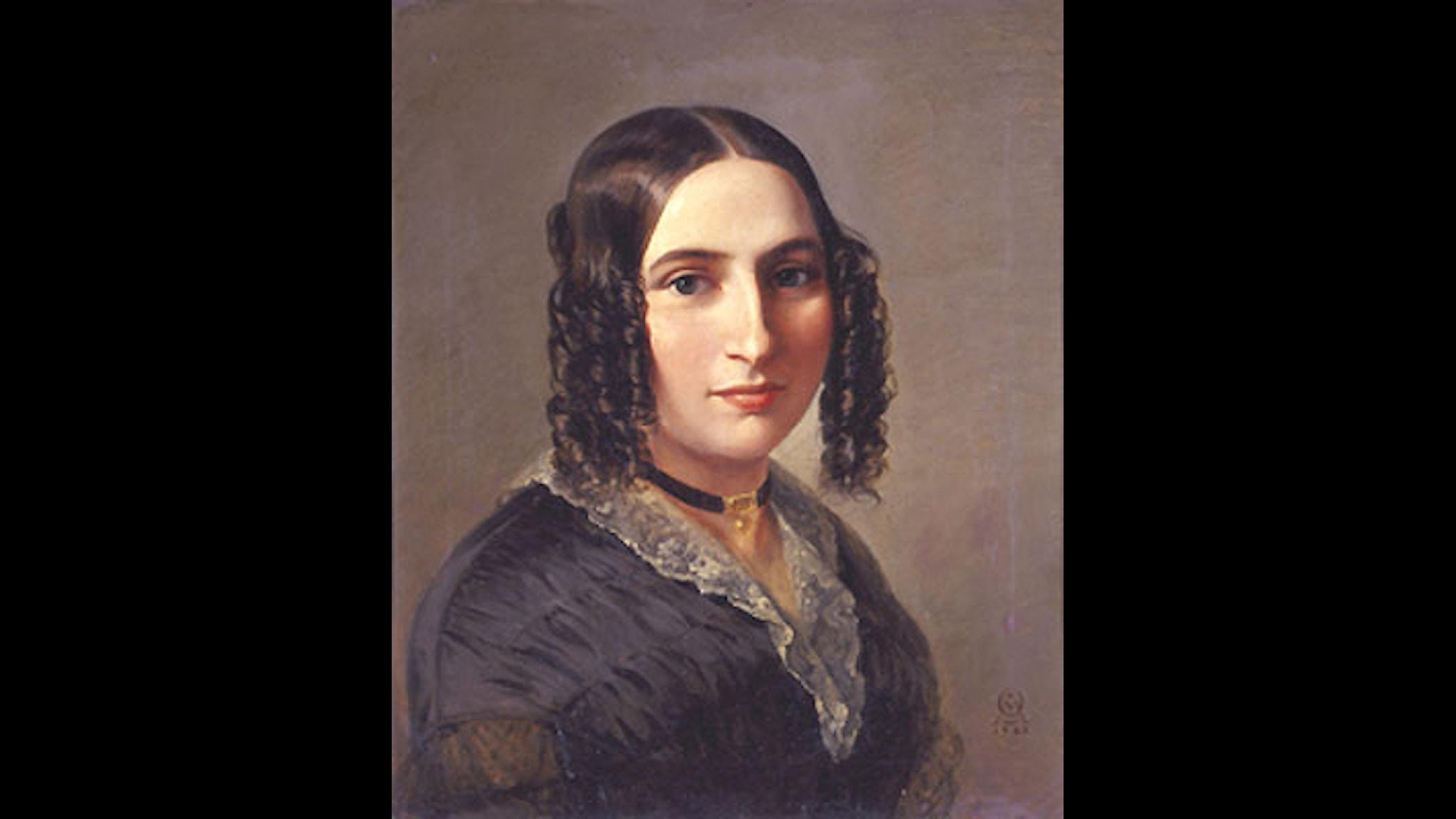 Fanny Hensel skrev så bra att engelska drottningen blev förtjust