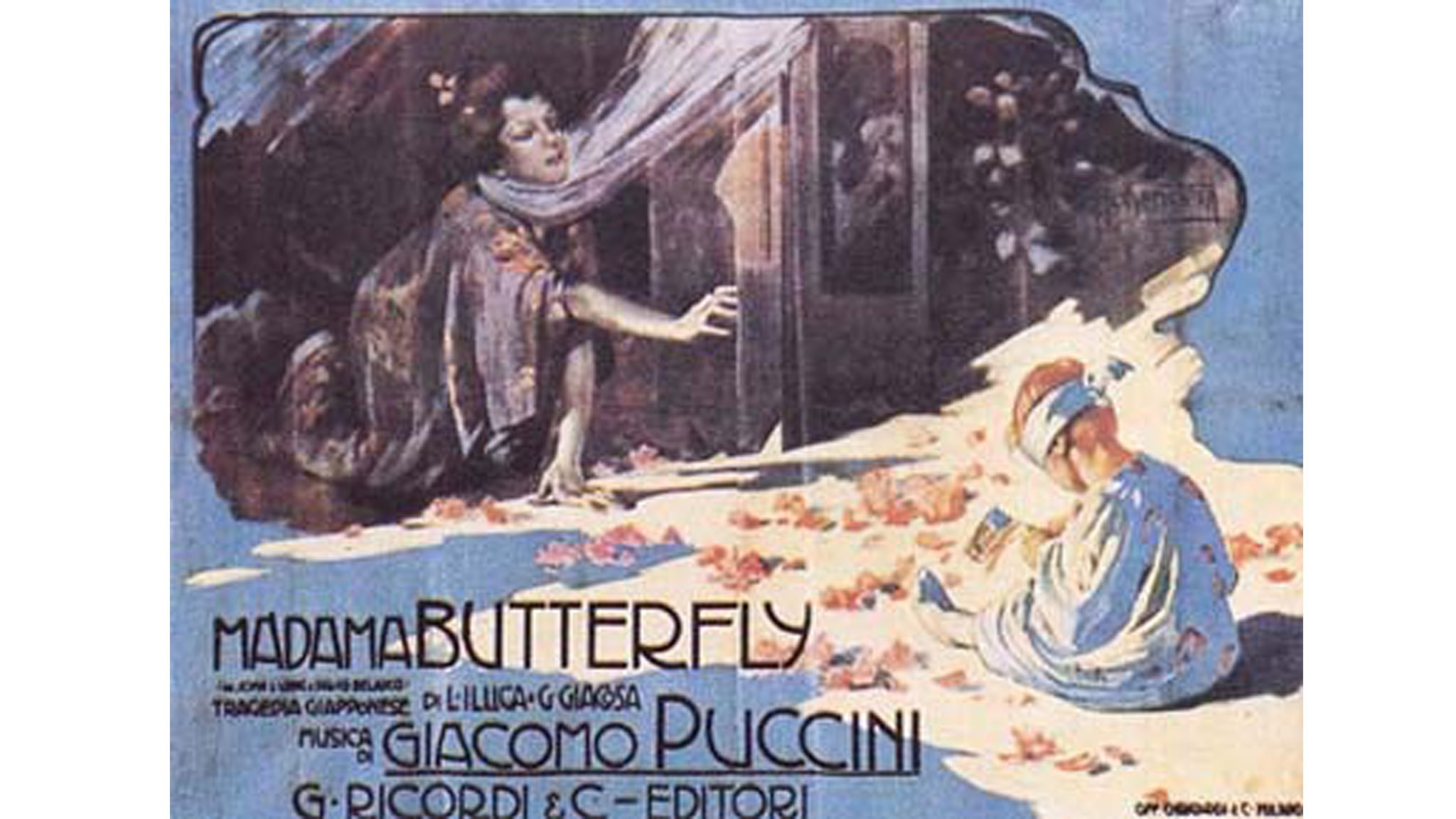 Madame Butterflys