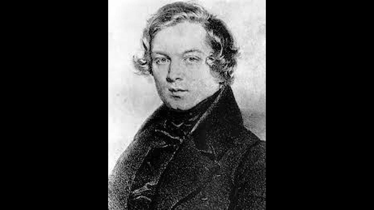 Robert Schumann kände sej ibland lite suddig