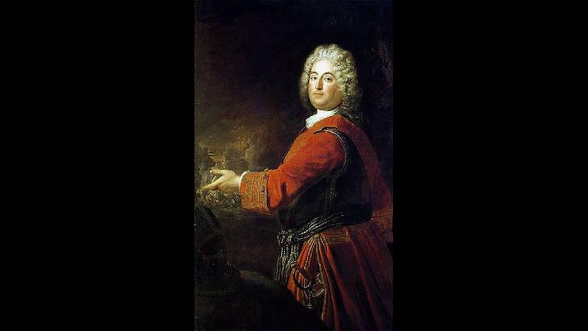 Christian Ludwig von Brandenburg, han som fick konserterna