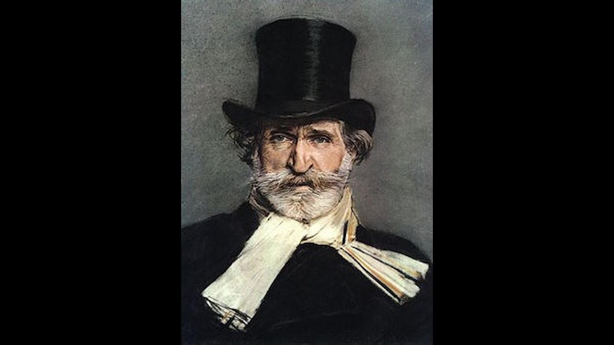 Giuseppe Verdi hade många operor på gång, på en gång kanske man ska säga