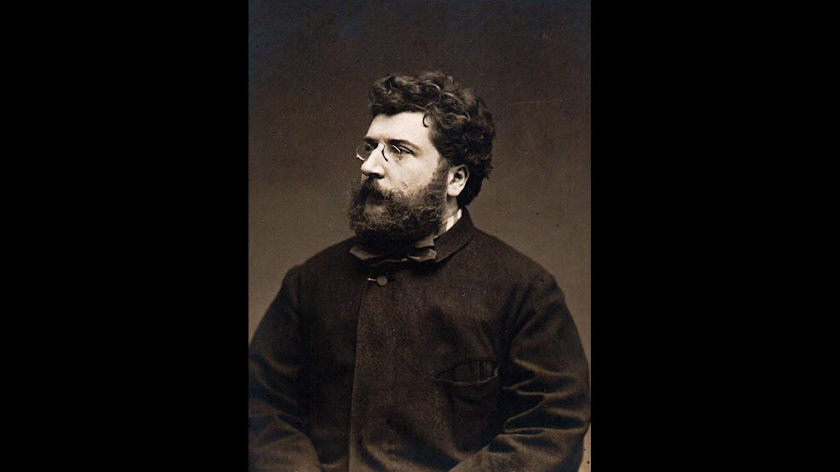 Georges Bizet hade anledning att vara nedstämd: Inte mycket av det han gjorde blev succér, inte förrän på slutet. Och då dog han!
