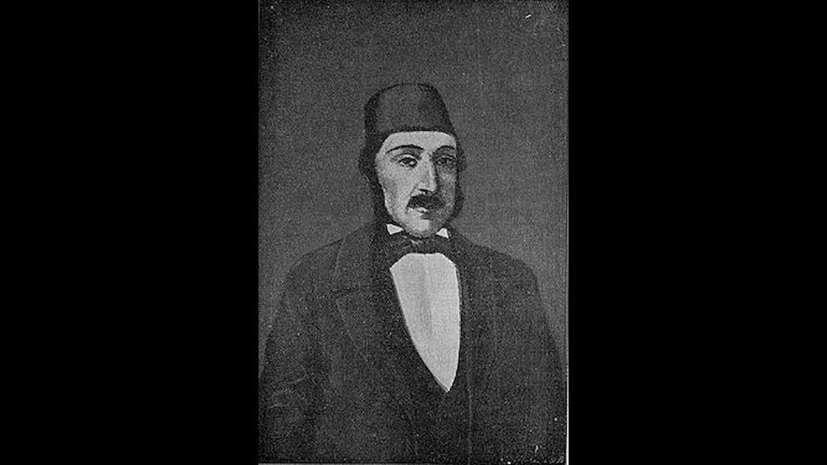 Anton Pann, 1790 - 1854, födelseåret lite oklart