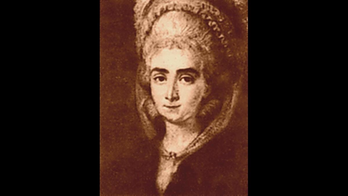 Maddalena Laura Lombardini Sirmen var riktigt duktig på violinen