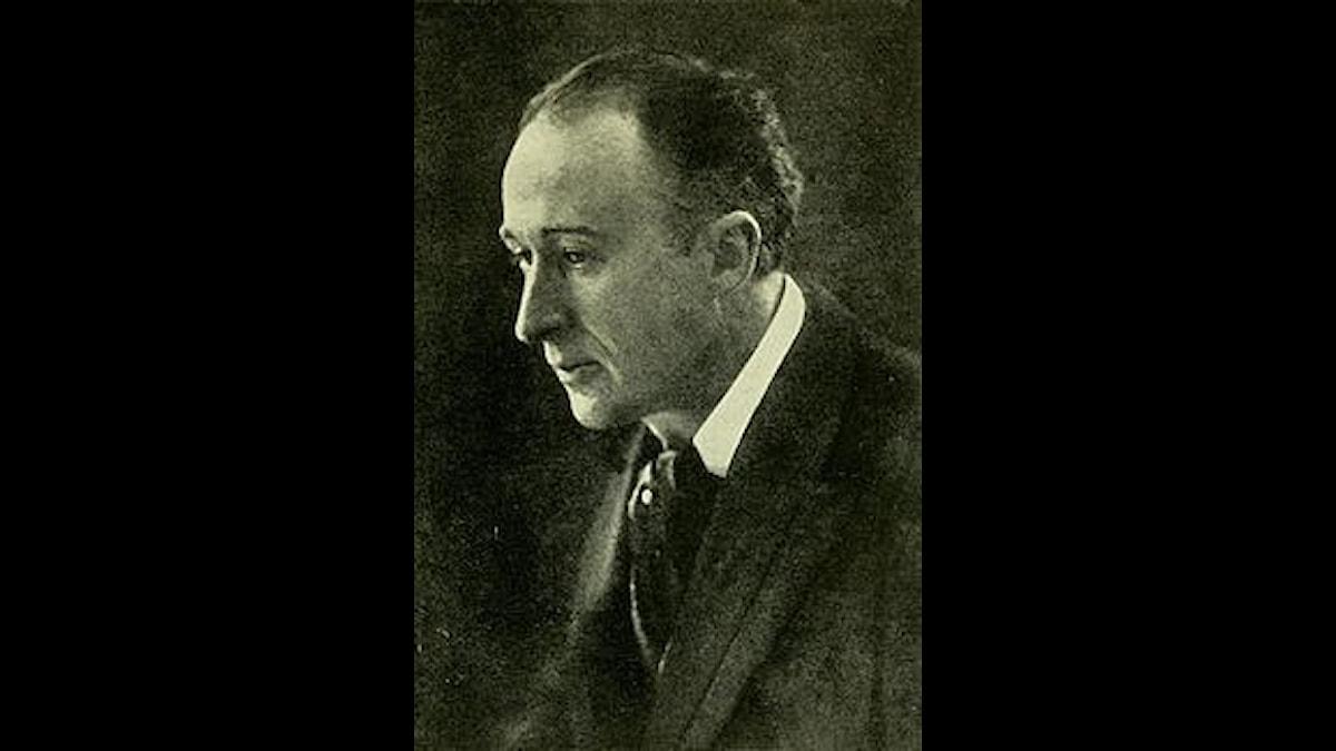 Frederick Delius på en bild från 1907
