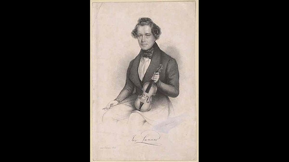 Joseph Lanner, violinist, uppfinnare och födelsedagsbarn!