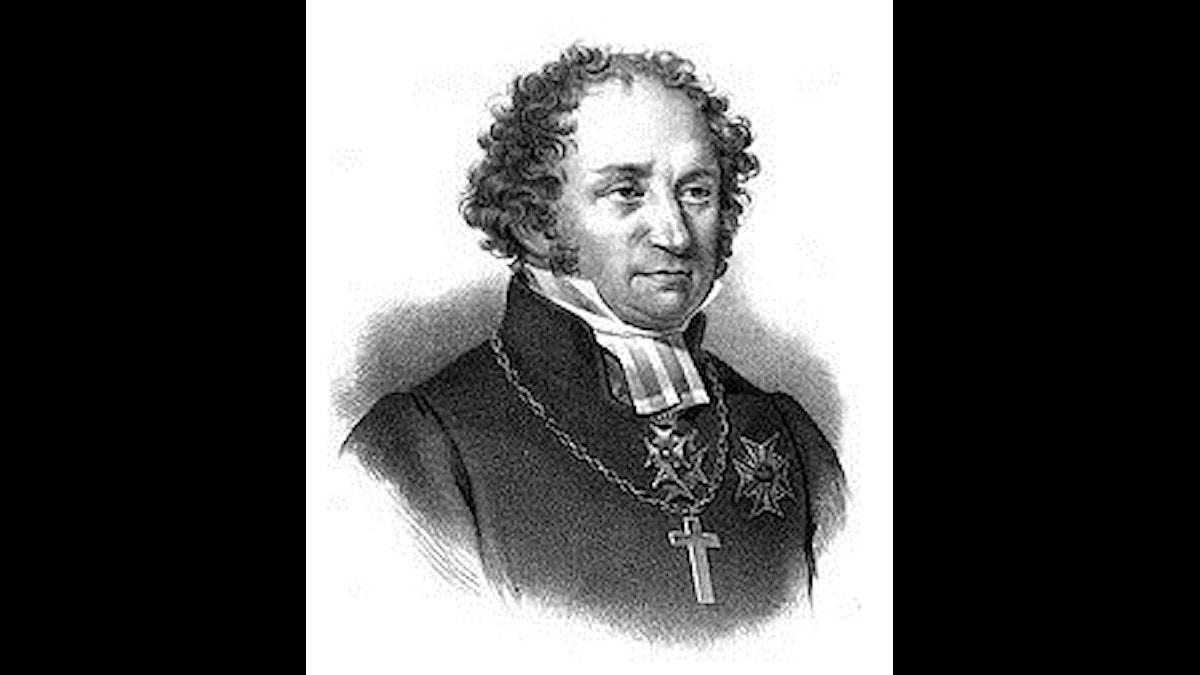 Johan-Olof Wallin, präst och poet