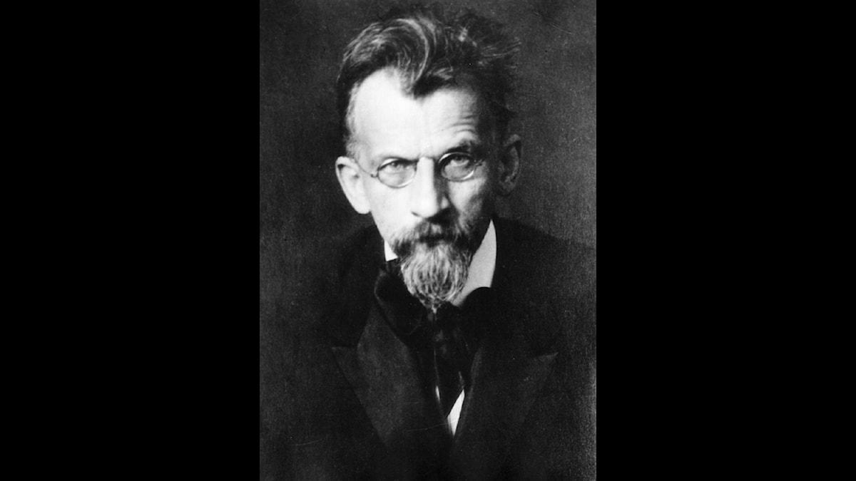 Hans Pfitzner tyckte inte om den nya musiken i början av 1900-talet