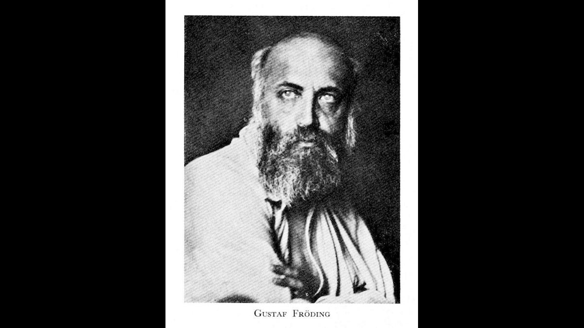 Gustaf Fröding var en man med idéer av olika slag.