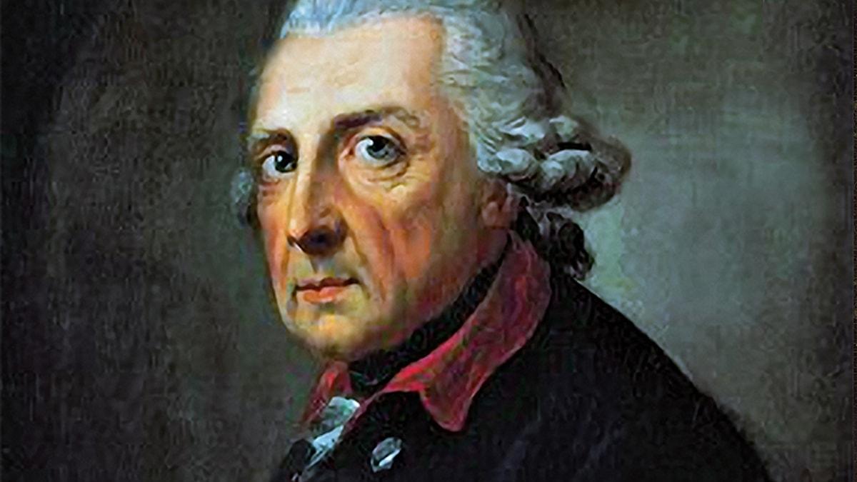 Fredrik den storte av Preussen