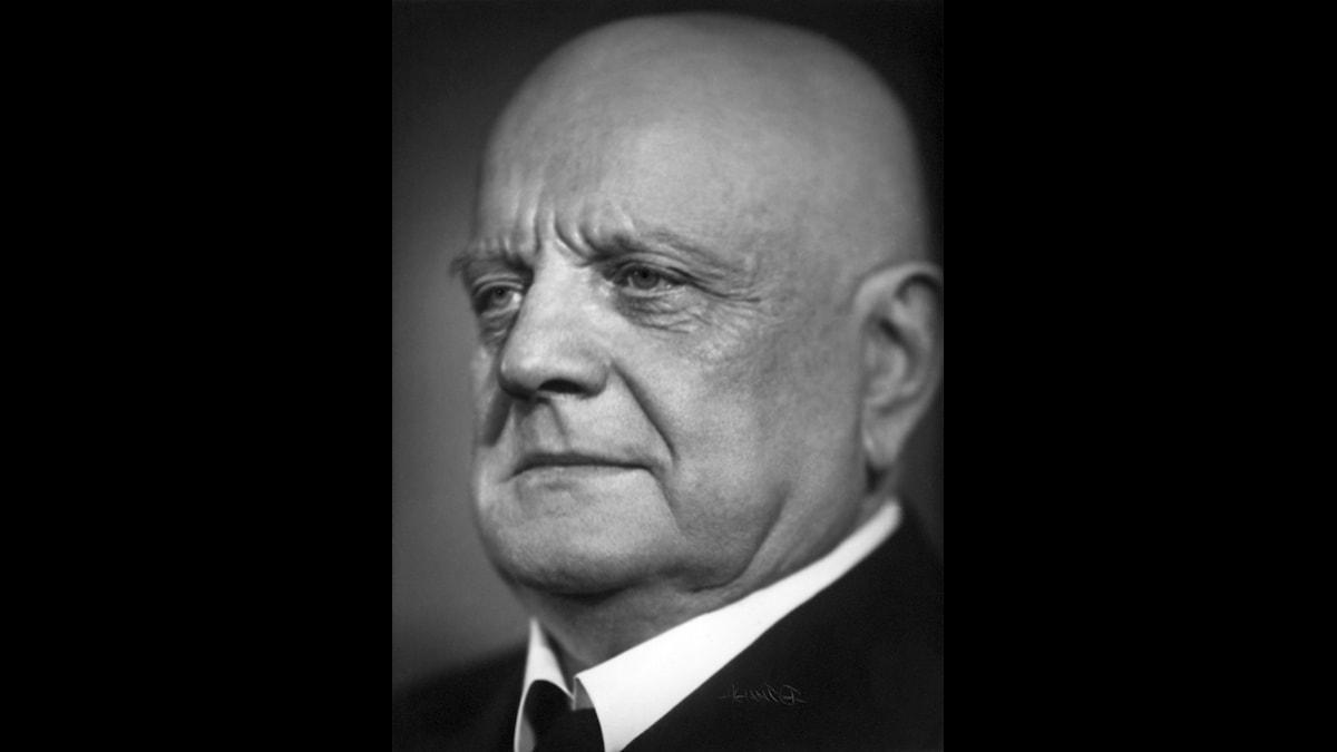 Jean Sibelius 1940