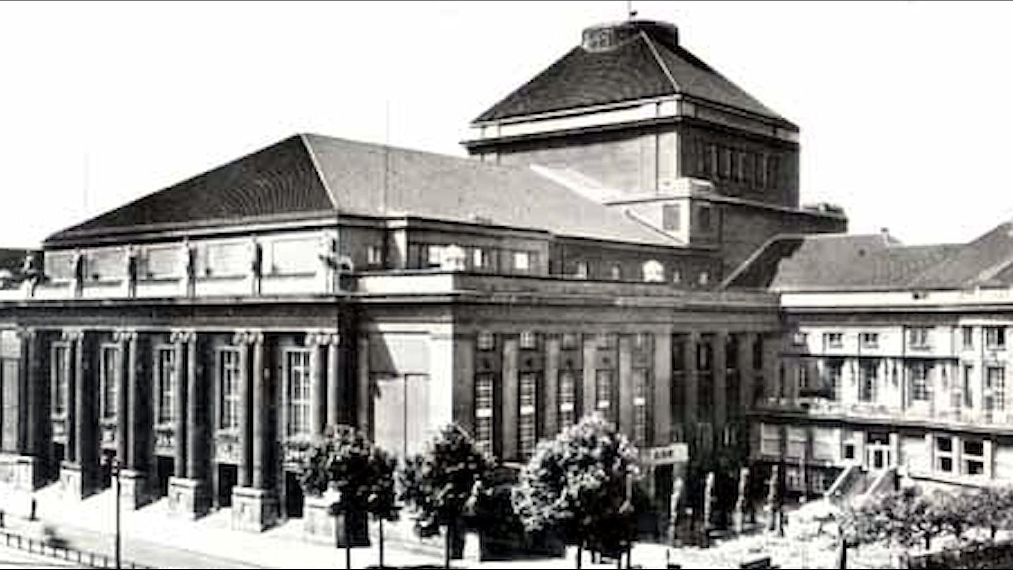 Deutsches Opernhaus Berlin 1912