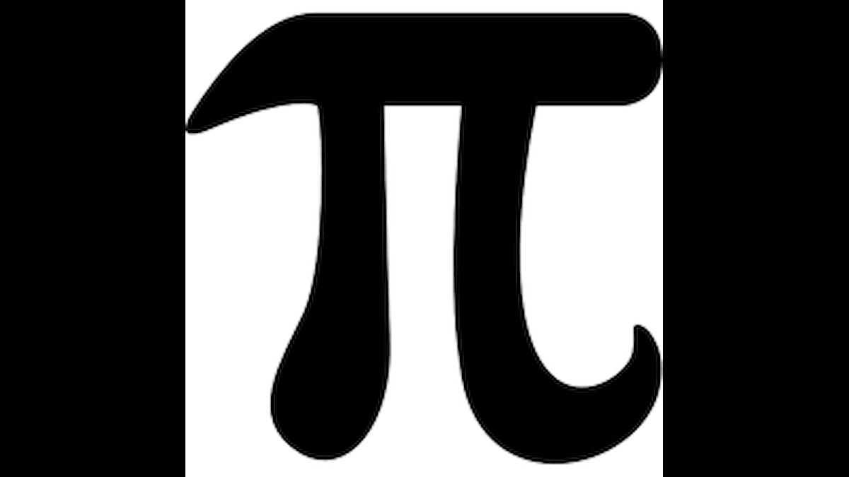 pi, den grekiska bokstaven för P